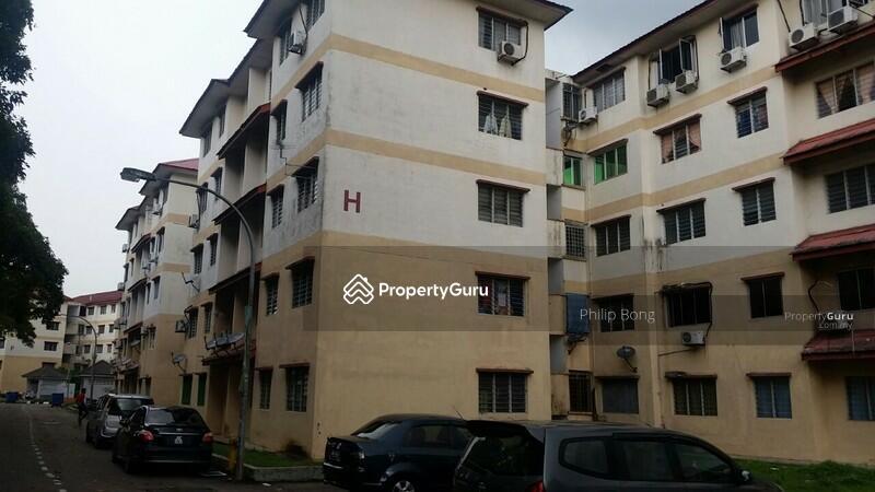 Rumah Pangsa Permas Jaya #0