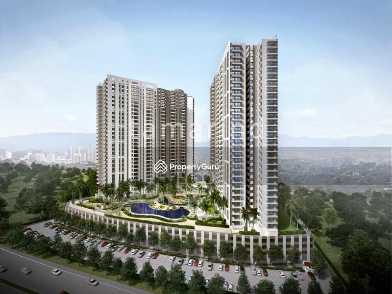The Tamarind Executive Apartments - Facade