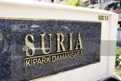 - Suria Kipark Damansara