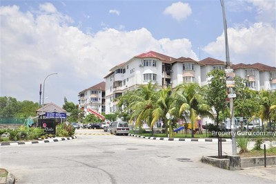 - Dahlia Apartment (Subang Perdana)