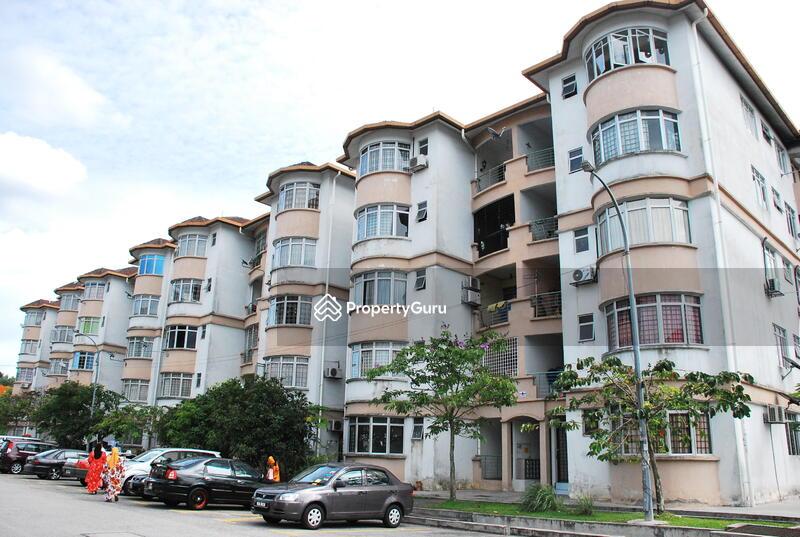 Dahlia Apartment (Subang Perdana) #0