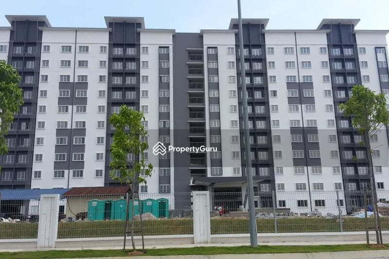 Seri Intan Apartments @ Setia Alam #0