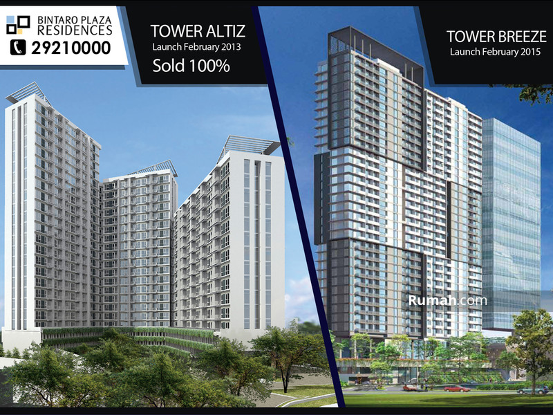 Breeze Tower - Bintaro Plaza Residences #0
