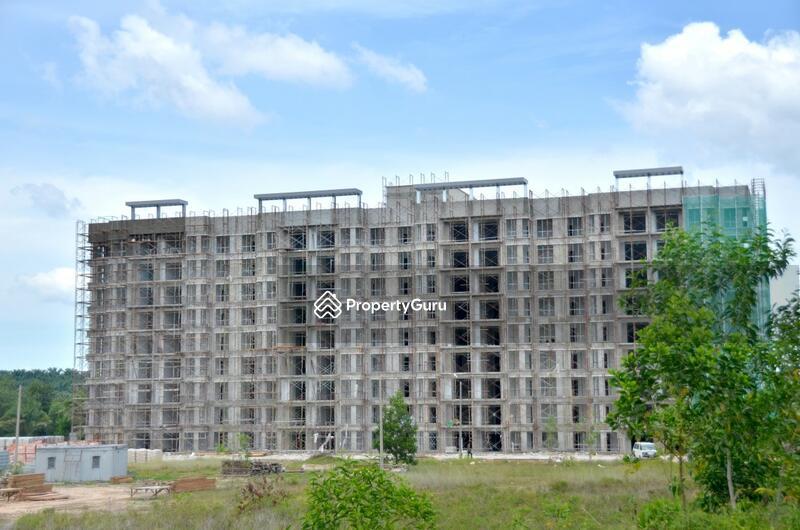 Garden Villa 1 Apartment @ Senawang #0