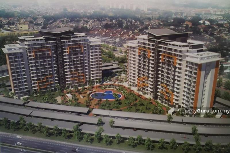 The Twin Residences @ Tampoi #0
