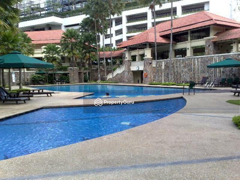 Mont' Kiara Damai Resort Condominium #0