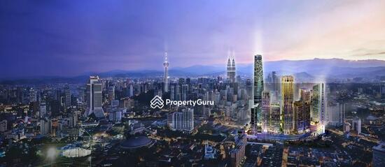 Lucentia Residence @ Bukit Bintang City Centre KL #113292877