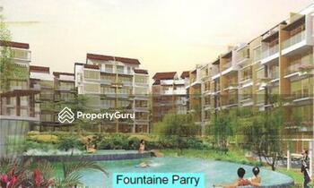 Fontaine Parry