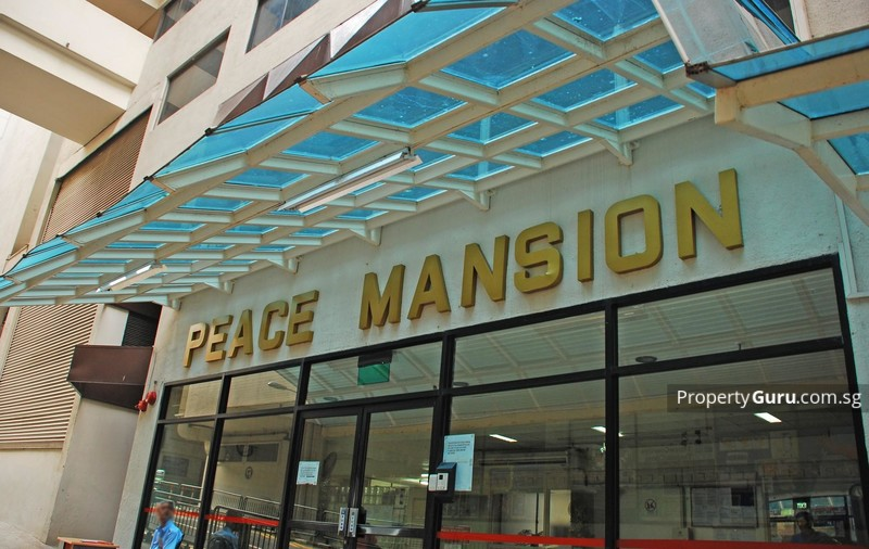 Peace Mansions #0