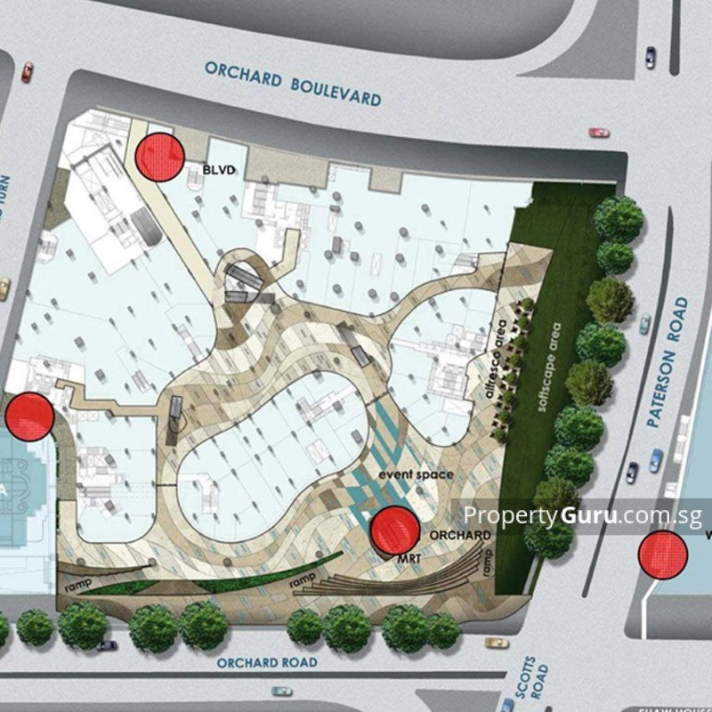 Orchard Glen Apartments: ION Orchard Condo Details In Orchard / River Valley