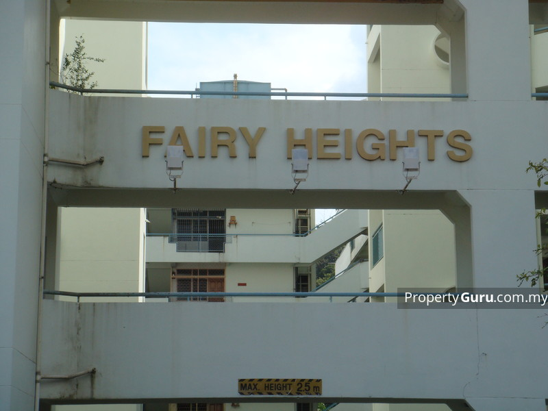Fairy Heights #0