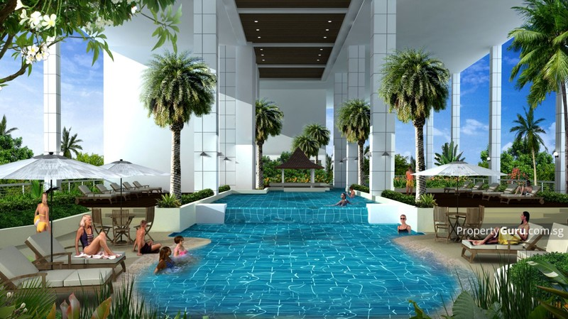 BANGKOK HORIZON Ramkhamhaeng Swimming