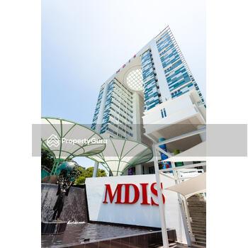 MDIS Residences@Stirling