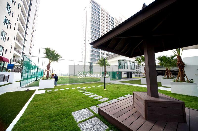 The Garden Residences Serviced Apartment #0