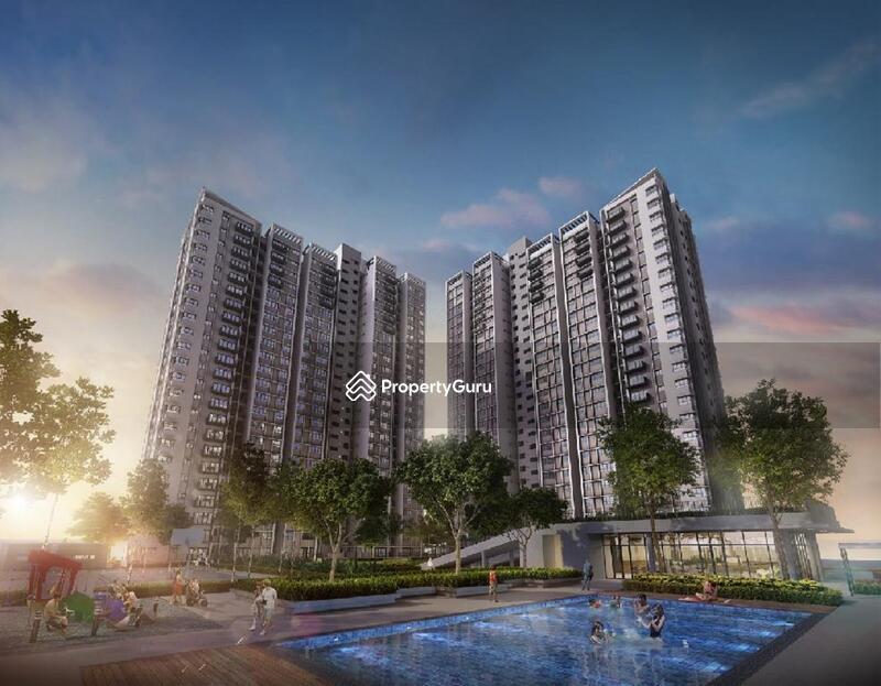 E Park Residences @ Sungai Buloh #0