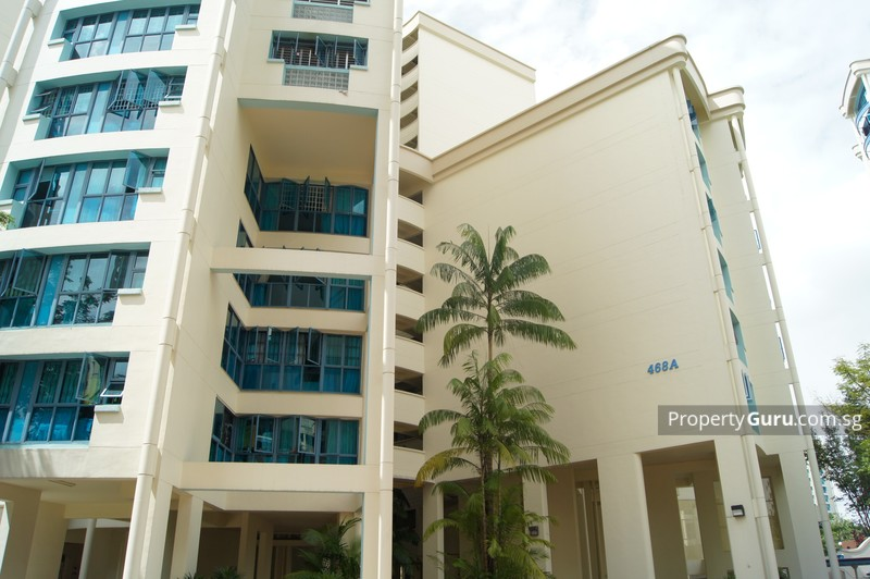 468A Admiralty Drive #0