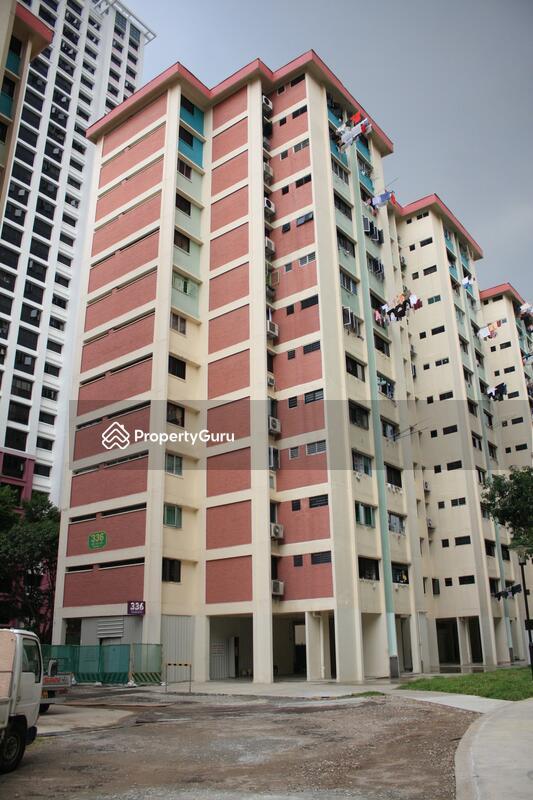 336 Ang Mo Kio Avenue 1 #0