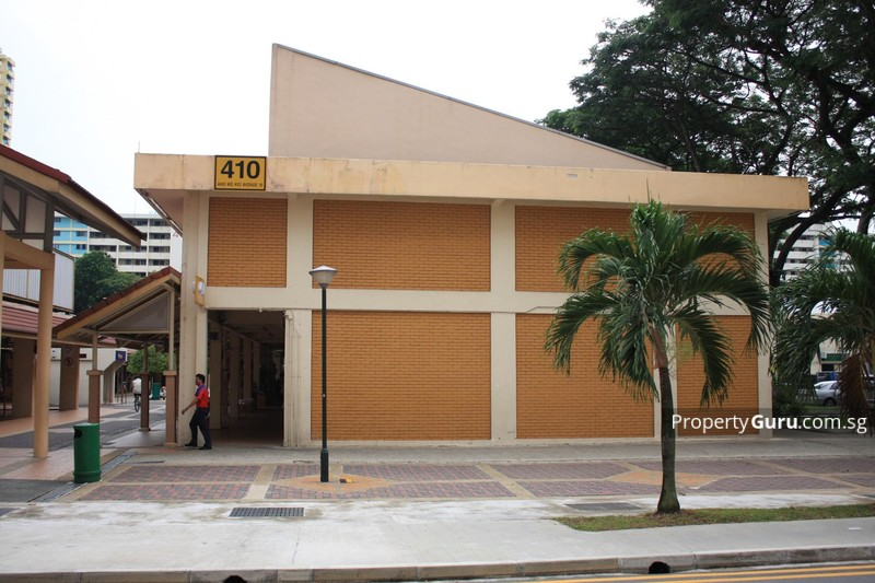 410 Ang Mo Kio Avenue 10 #0