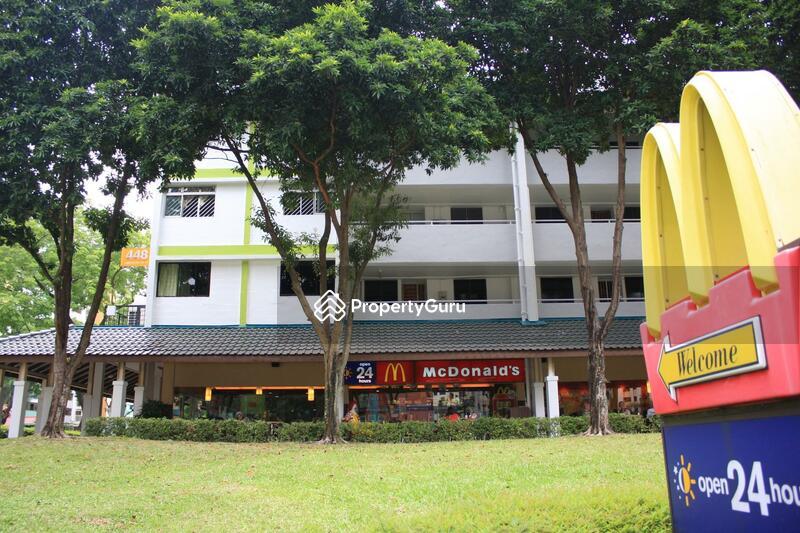 448 Ang Mo Kio Avenue 10 #0