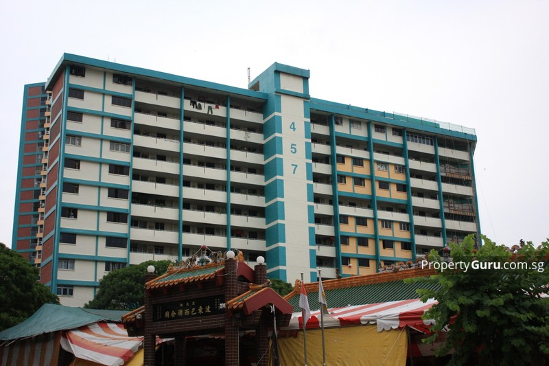 457 Ang Mo Kio Avenue 10 #0