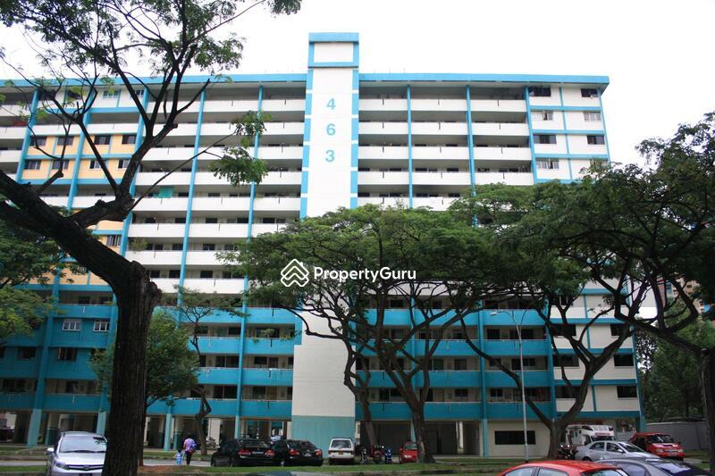 463 Ang Mo Kio Avenue 10 #0