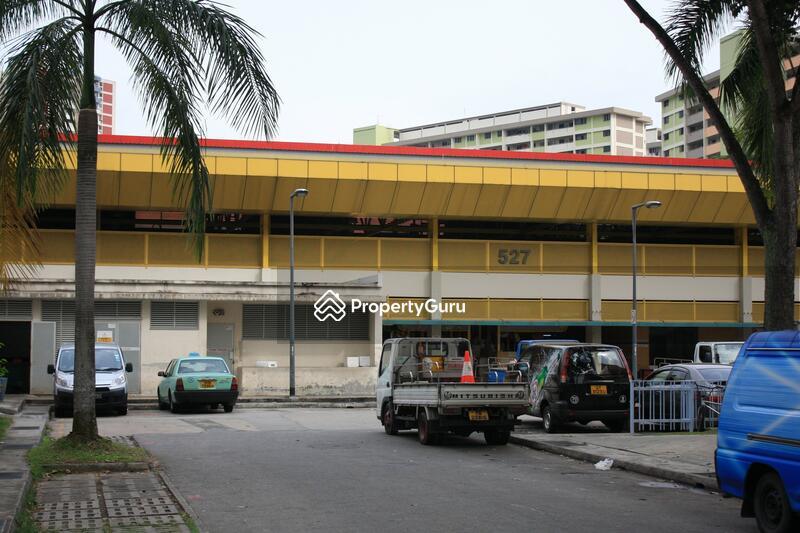 527 Ang Mo Kio Avenue 10 #0