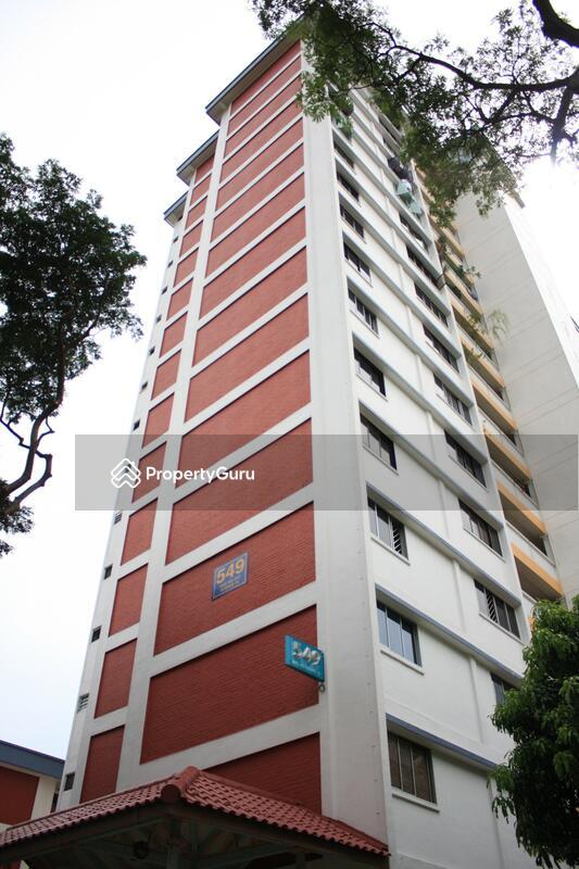 549 Ang Mo Kio Avenue 10 #0