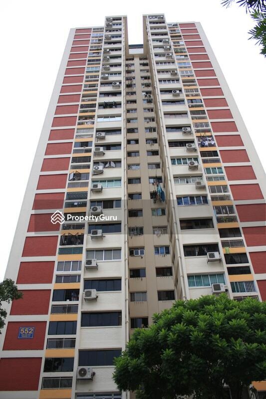 552 Ang Mo Kio Avenue 10 #0