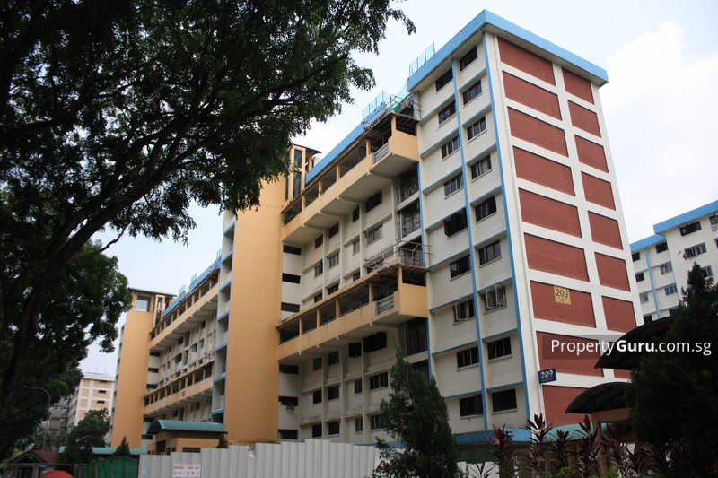 209 Ang Mo Kio Avenue 3 #0