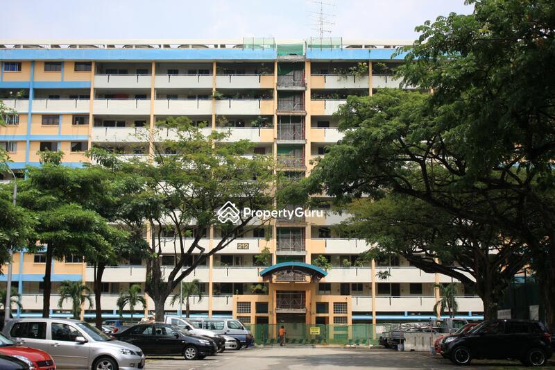 212 Ang Mo Kio Avenue 3 #0
