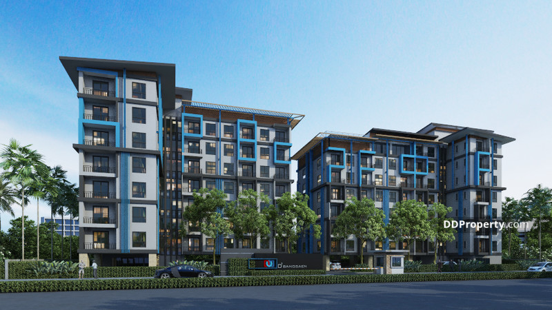 D2 Bangsaen Condominium : ดีทู บางแสน คอนโดมิเนียม #0