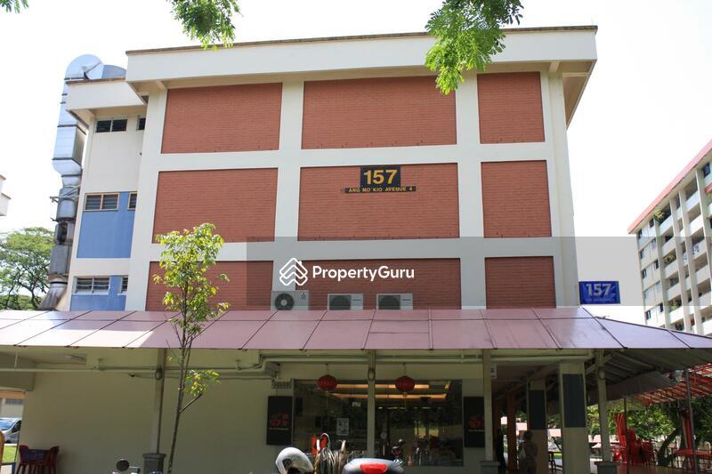 157 Ang Mo Kio Avenue 4 #0