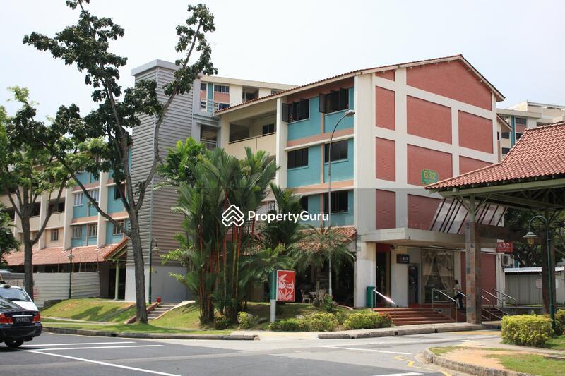 632 Ang Mo Kio Avenue 4 #0
