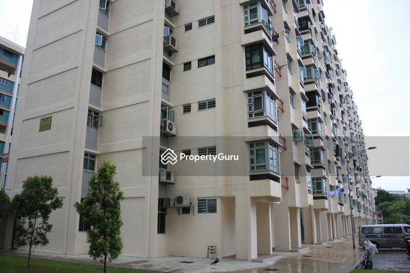 644 Ang Mo Kio Avenue 4 #0