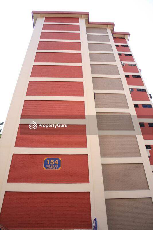 154 Ang Mo Kio Avenue 5 #0