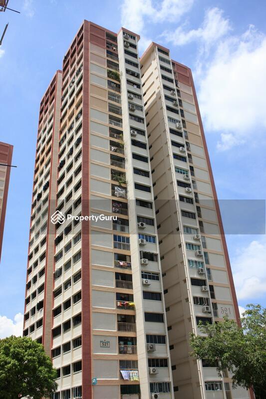 521 Ang Mo Kio Avenue 5 #0
