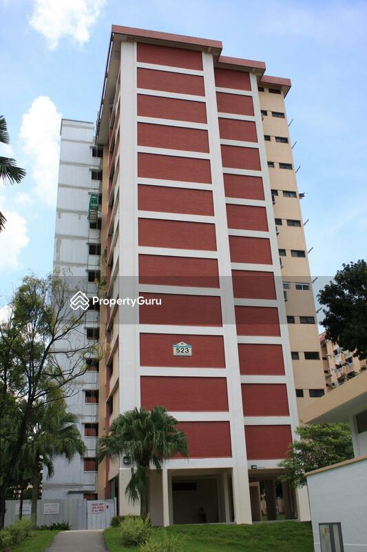 523 Ang Mo Kio Avenue 5 #0