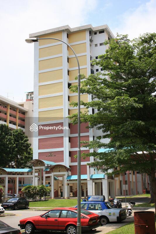 635 Ang Mo Kio Avenue 6 #0