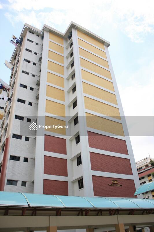636 Ang Mo Kio Avenue 6 #0