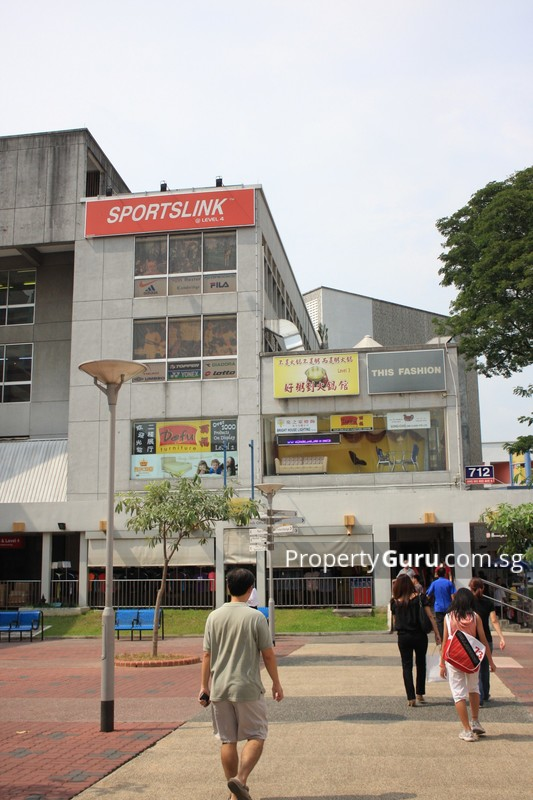 712 Ang Mo Kio Avenue 6 #0