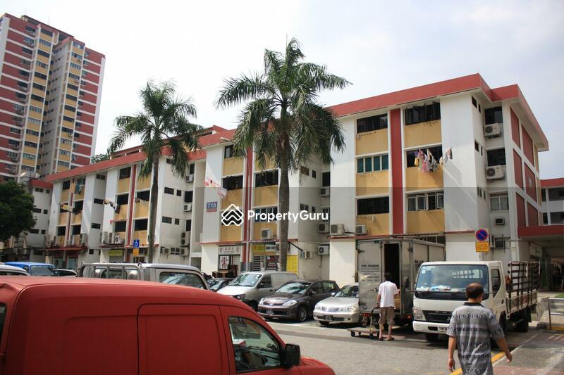 713 Ang Mo Kio Avenue 6 #0