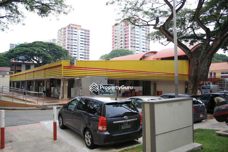724 Ang Mo Kio Avenue 6 #0
