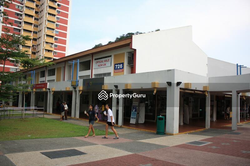 726 Ang Mo Kio Avenue 6 #0