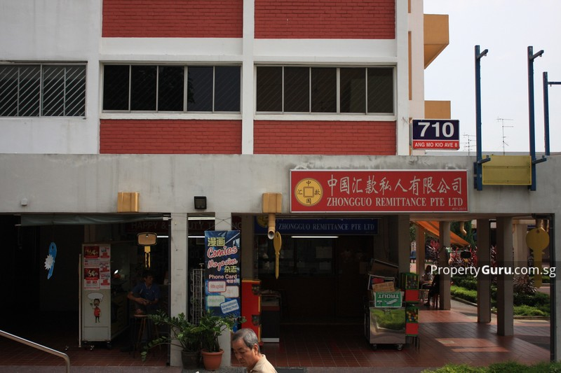 710 Ang Mo Kio Avenue 8 #0
