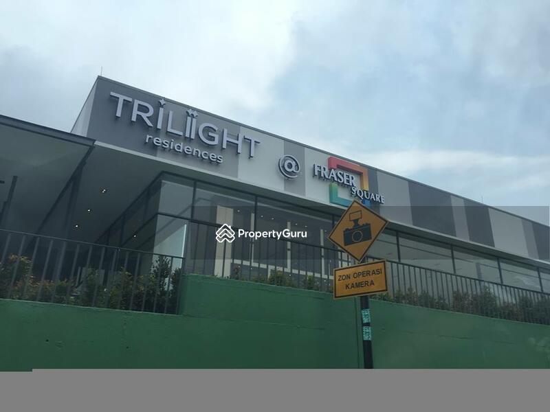 Trilight Residences Fraser Square @ Petaling Jaya #0