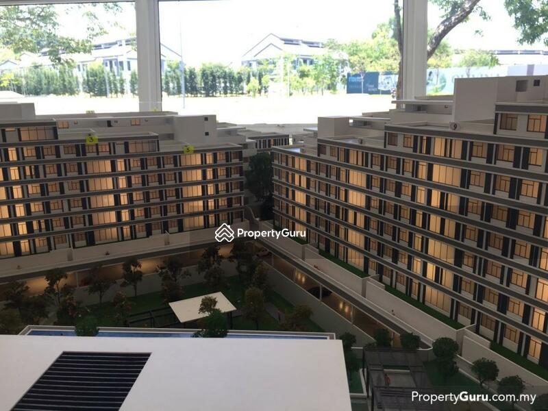 Olivina Residences @ Alam Impian (Shah Alam) #0