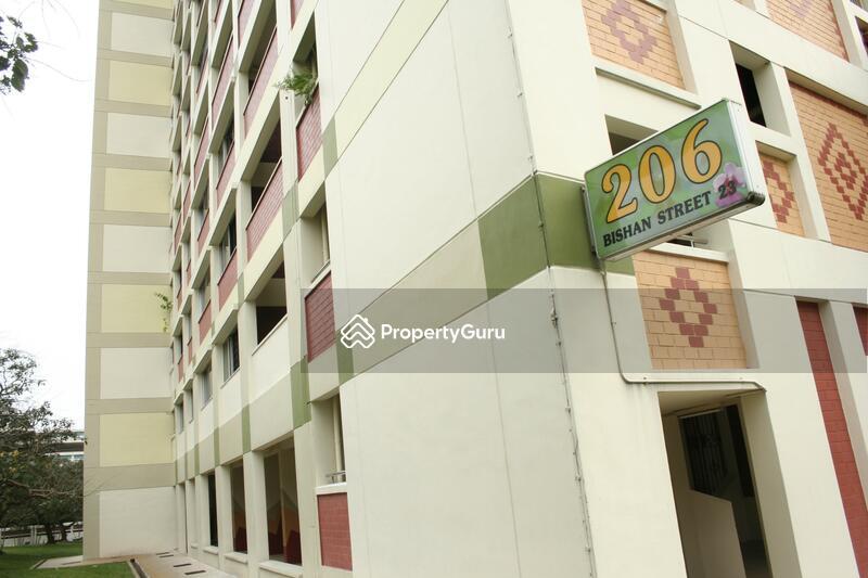 206 Bishan Street 23 #0