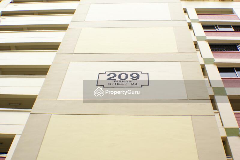 209 Bishan Street 23 #0