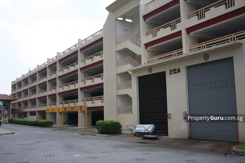 212A Boon Lay Place #0