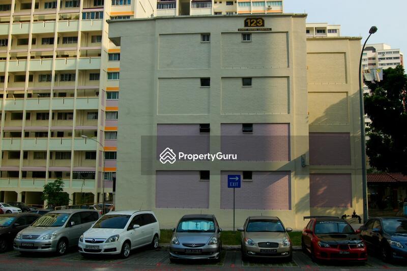 123 Bukit Batok Central #0